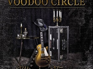 VOODOO CIRCLE - Whisky Fingers 27-11-15