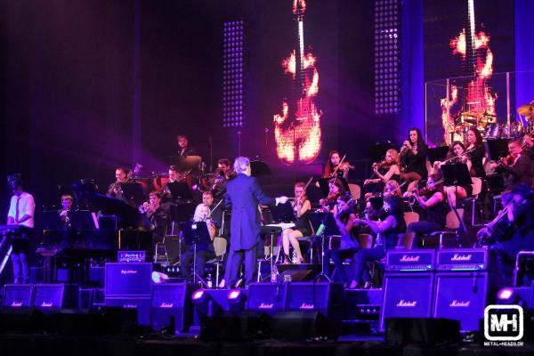 ROCK MEETS CLASSIC 2016 - Orchester und Band (c) Amir Djawadi für www.metal-heads.de