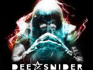 Dee Snider 30-08-16