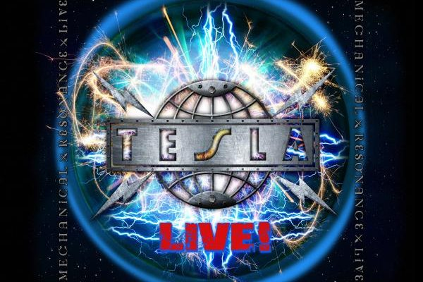 TESLA - Mechanical Resonance Live 26-08-16