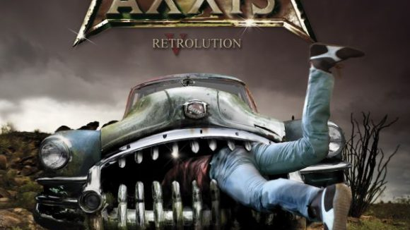 AXXIS - Retrolution 24-02-17