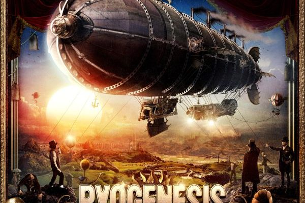PYOGENESIS - A Kingdom To Disappear 24-02-17