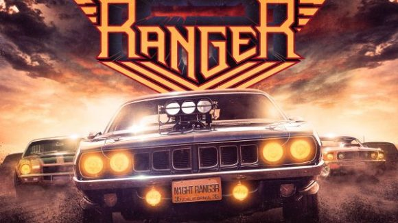 NIGHT RANGER - Dont Let Up 24-03-17