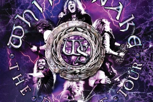 WHITESNAKE - The Purple Tour 19-01-18