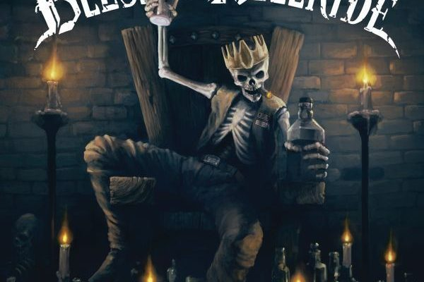 BLESSED HELLRIDE - Bourbon King 18-05-18