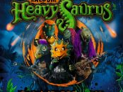HEAVYSAURUS - Rocn Rarrr Music 18-05-18