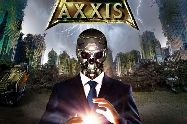 AXXIS - Monster Hero 05-10-18