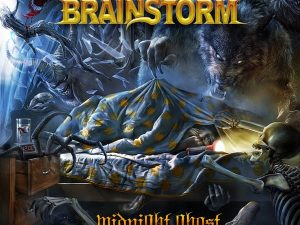 BRAINSTORM - Midnight Ghost 28-09-18