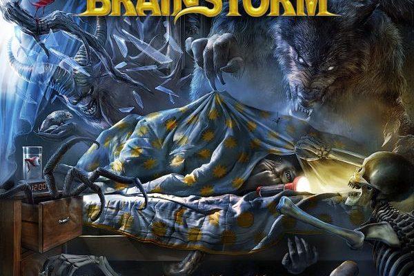 BRAINSTORM - Midnight Ghost 28-09-18